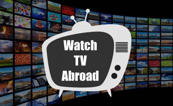 日本のテレビを海外で視聴するには? 海外テレビを見るための解説書